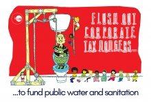 Flush out corporate tax dodgers