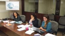 Reunión de las mujeres de la ISP Brasil