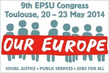 EPSU Congress logo
