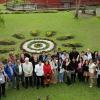 Delegación de la ISP con representantes sindicales de Colombia, Ecuador y Perú