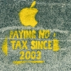Protesting Against Apple's Tax Policy - Dublin Street Art (William Murphy/Flickr)