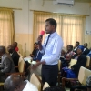 Participants discussed health challenges in DRC