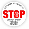 STOP gender-based violence at work