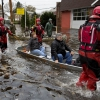 First responders after Hurricane Sandy in 2012