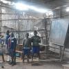 Children at a slum school in Nairobi, Kenya